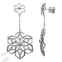 05941 0.64 Ctw Fashion Earring