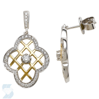 05948 0.48 Ctw Fashion Earring