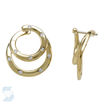 05970 0.19 Ctw Fashion Earring