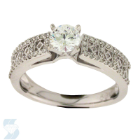 6034 0.72 Ctw Bridal Engagement Ring