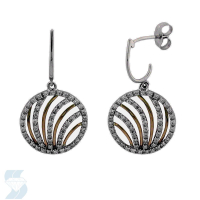 06282 0.38 Ctw Fashion Earring