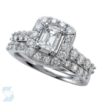 06472 2.05 Ctw Bridal Engagement Ring