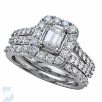 06479 1.99 Ctw Bridal Engagement Ring