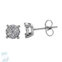 06671 0.23 Ctw Fashion Earring