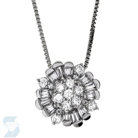 6674 0.51 Ctw Fashion Pendant