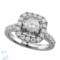 06681 1.60 Ctw Bridal Engagement Ring