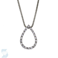 06697 0.11 Ctw Fashion Pendant