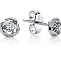 06848 0.10 Ctw Fashion Earring