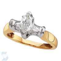 02518 0.98 Ctw Bridal Engagement Ring