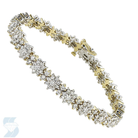 02805 5.00 Ctw Fashion Bracelet Link