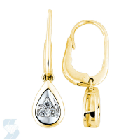 03799 0.11 Ctw Fashion Earring