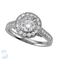 04671 1.58 Ctw Bridal Engagement Ring