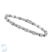 04740 2.96 Ctw Fashion Bracelet Link