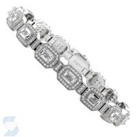 05126 2.46 Ctw Fashion Bracelet Link