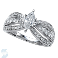 05896 0.94 Ctw Bridal Engagement Ring