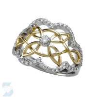5909 0.39 Ctw Fashion Ring