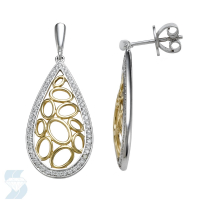 5914 0.32 Ctw Fashion Earring
