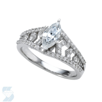 05938 1.12 Ctw Bridal Engagement Ring