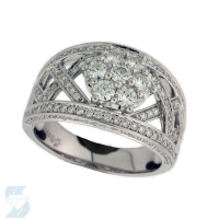 05981 1.11 Ctw Bridal Multi Stone Center