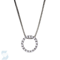06642 0.10 Ctw Fashion Pendant
