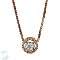 6653 0.10 Ctw Fashion Pendant