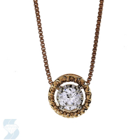 6658 0.40 Ctw Fashion Pendant