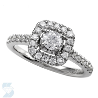 6661 0.77 Ctw Bridal Engagement Ring