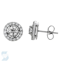 06666 1.02 Ctw Fashion Earring