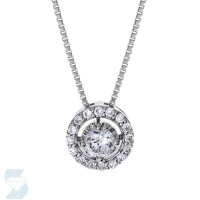 06673 0.27 Ctw Fashion Pendant