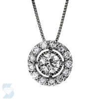 6680 0.99 Ctw Fashion Pendant