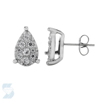 6686 0.23 Ctw Fashion Earring