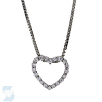06692 0.12 Ctw Fashion Pendant