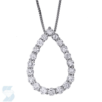 06701 1.01 Ctw Fashion Pendant