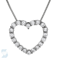 6705 0.76 Ctw Fashion Pendant