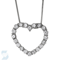 6706 1.02 Ctw Fashion Pendant