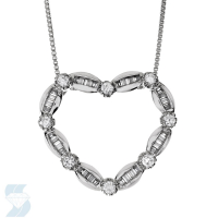 6707 0.50 Ctw Fashion Pendant