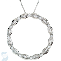 06715 1.03 Ctw Fashion Pendant