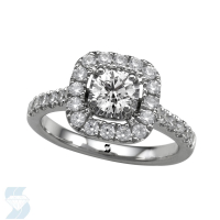 6716 1.13 Ctw Bridal Engagement Ring