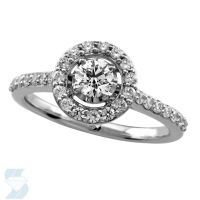 06719 0.77 Ctw Bridal Engagement Ring
