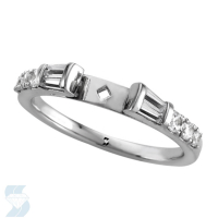 06738 0.47 Ctw Bridal Semi-mount