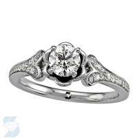 06744 0.67 Ctw Bridal Engagement Ring