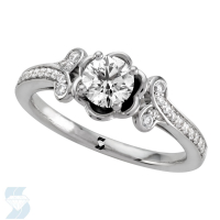 6747 0.66 Ctw Bridal Engagement Ring