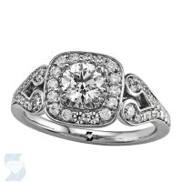 06749 1.02 Ctw Bridal Engagement Ring
