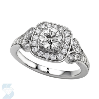 06750 1.04 Ctw Bridal Engagement Ring