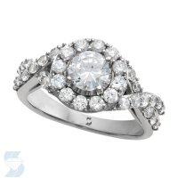 6788 1.67 Ctw Bridal Engagement Ring