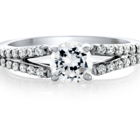 6803 1.05 Ctw Bridal Engagement Ring