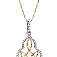 06805 0.36 Ctw Fashion Pendant