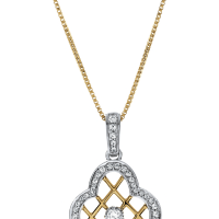 06807 0.25 Ctw Fashion Pendant