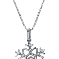 6811 0.08 Ctw Fashion Pendant