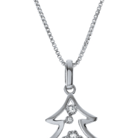 6820 0.07 Ctw Fashion Pendant